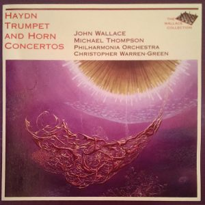 WC2001-Haydn Trumpet and Horn Concertos